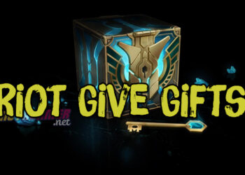 Riot Attracts Players to Come Back with Many Gifts - Riot Give Gifts 1