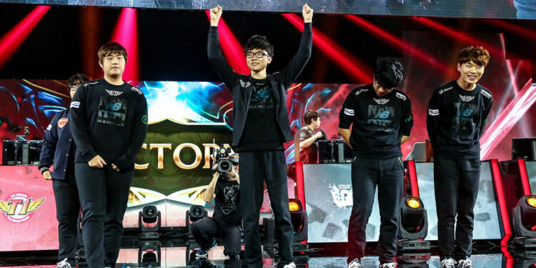 """How Is the Immortal Team """"SKT 2015"""" now? 1"""