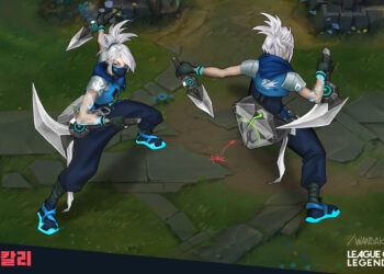 Riot wants to create skins combined between LoL x VALORANT 4