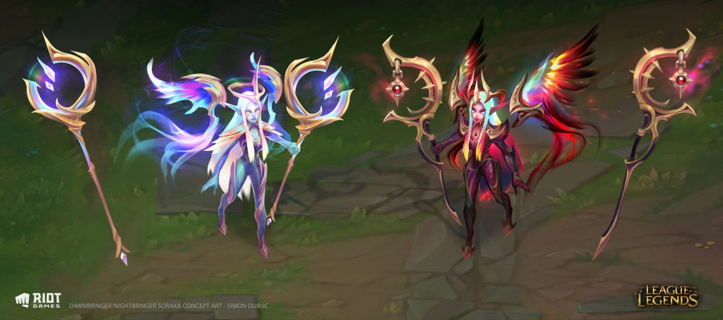 Soraka and Yasuo Will Be Two next Champions That Have Prestige Skins 3