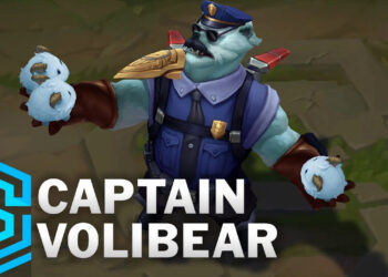 Gamer Was Convicted of Racism for Using Captain Volibear Skin 1