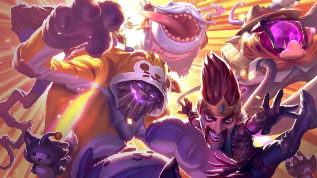 League of Legends Skins Universe