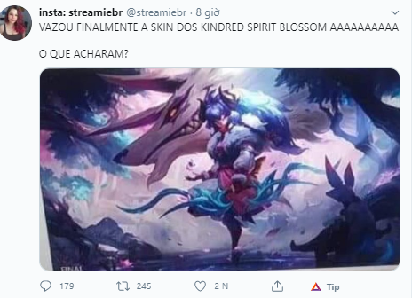 5 Leaked Spirit Blossom Skin for Kindred, Ahri, Riven, Cassiopeia, Yone, and possibly more. 4