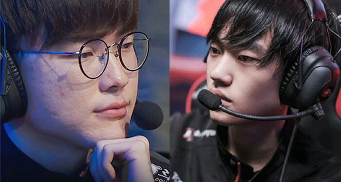 According to TES.Knight, Faker is no longer the best mid laner at the present time? 1