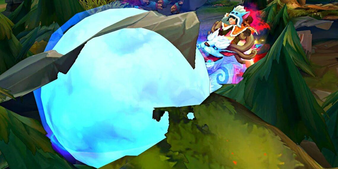 New Bug That Makes Nunu Gets Through Walls Easily 1