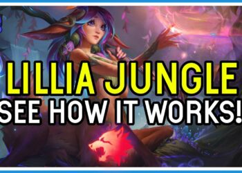 Riot Has Finally Revealed Their Next Champion: Lillia - The Bashful Bloom 1