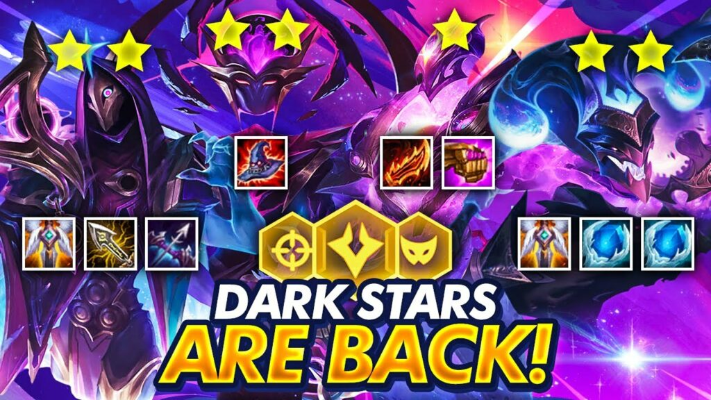 Teamfight Tactics: Discover 100% Top 4 Dark Star Comp 2