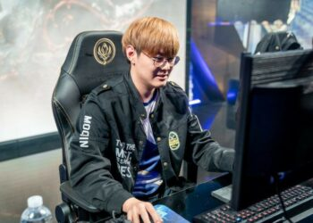 League of Legends: Moojin - the Korean LoL star, who used to attend World Championship, got burned badly in a fire!!! 1