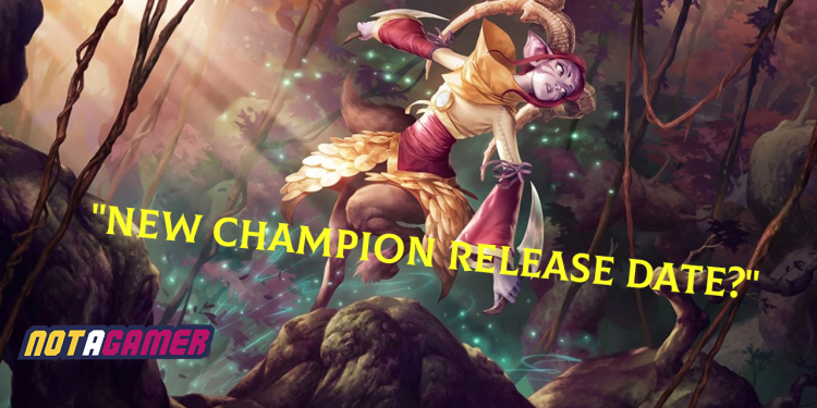 Lilia - new champion of LoL will be published on July 22nd??? 1