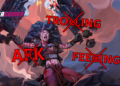 AFK, trolling and intentional feeding will be automatically detected and seriously punished!!! 15
