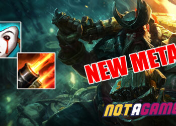 League of Legends: Liandry's Torment Gangplank - A Brand New Meta Created 1