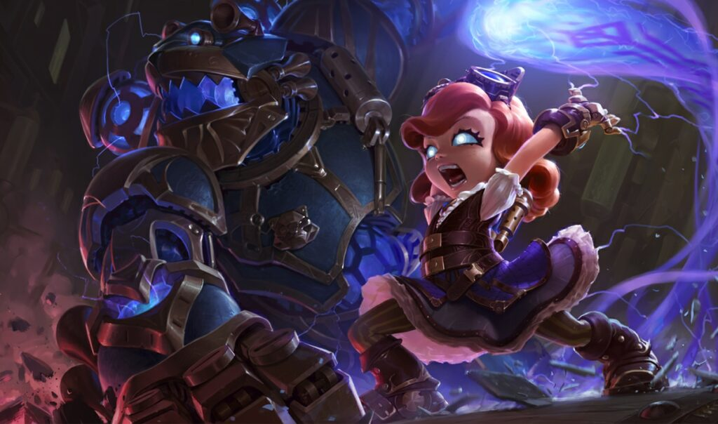 League of Legends: Champions that have the worst auto-attacks in the game 2
