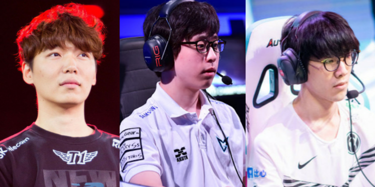 Top 3 greatest League of legends top laners of all times! 1