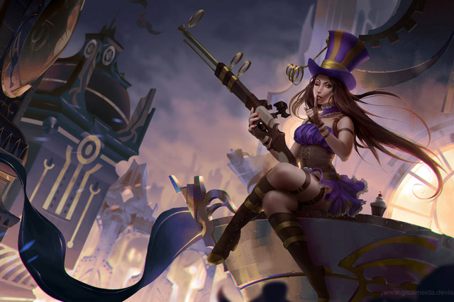 League of Legends: Top 4 ADC Worth Playing in Patch 10.16, The Strongest name is an AP 3