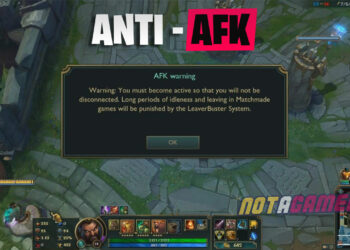 AFK and Game Breaking types will no longer exist thanks to the new function of Riot 1