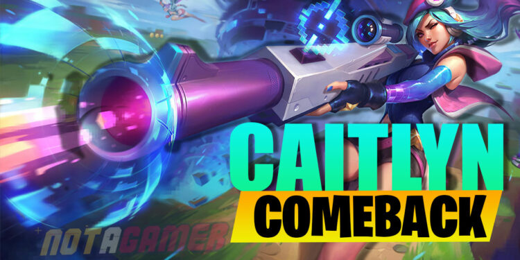 League of Legends: Caitlyn is becoming extremely hot in Pro Leagues Worldwide - let's find out why 1