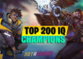 League of Legends: Rank the weight of the champions in the League of Legends 9