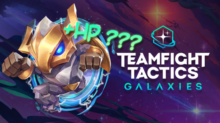 Galaxy in TFT: Pointing Out 5 New Interesting Ideas for Galaxy! 3