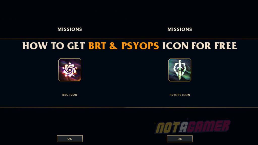 how to earn psyops brg summoner icon hidden mission in league of legends not a gamer how to earn psyops brg summoner icon