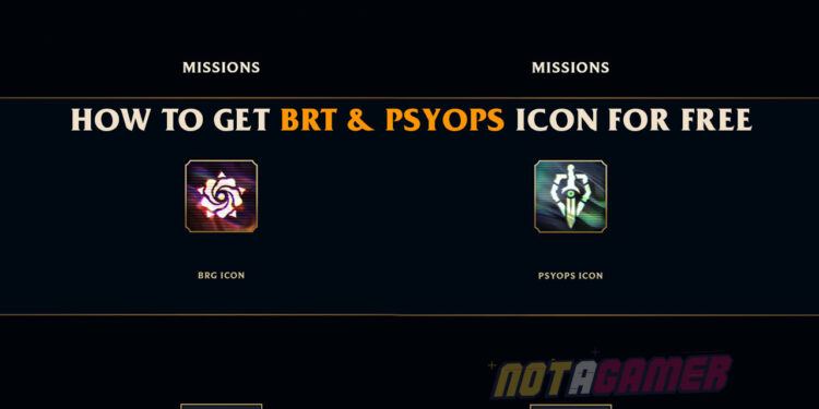 How to earn PsyOPS/BRG Summoner Icon Hidden Mission