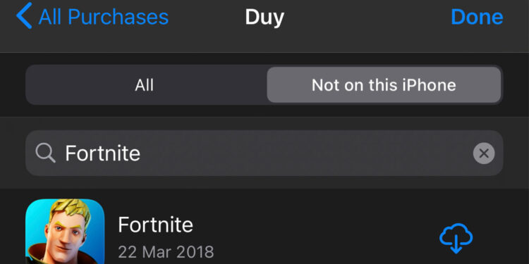 How To Install Fortnite on iOS Even if App Store BAN! 1