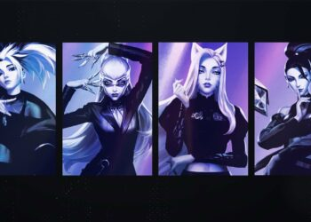 "K/DA Returns with a Brand New Single ""THE BADDEST""!"