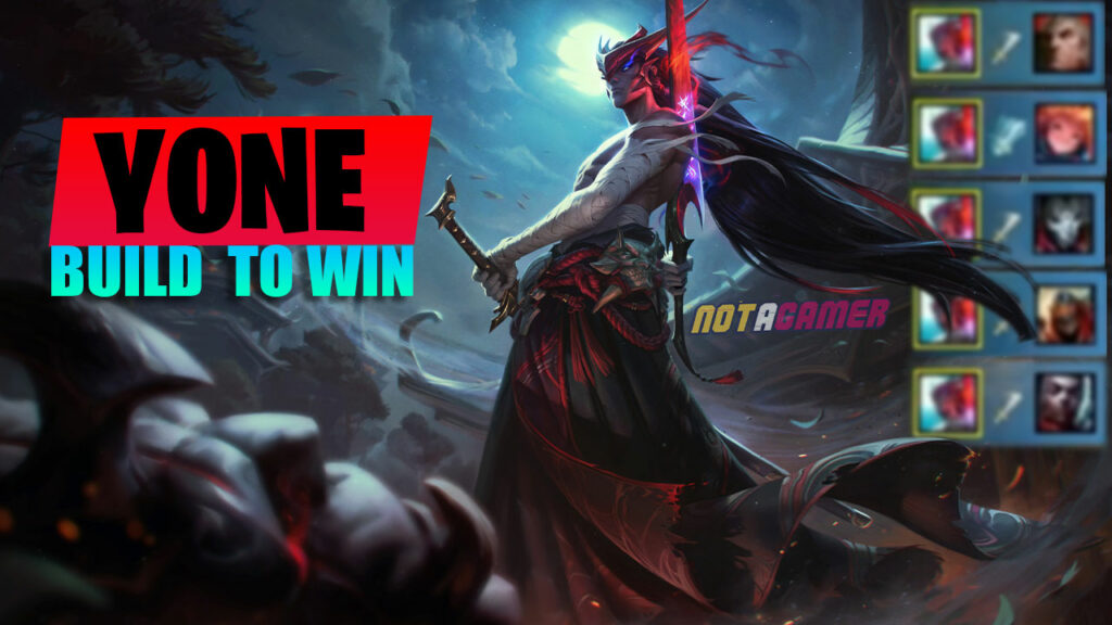 "League of Legends Patch 10.16 ""Yone build to win"" Full Guide!"