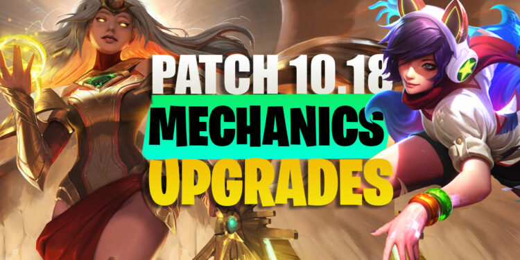 League of Legends Patch 10.18: Upcoming Mechanics Upgrades for Ahri and Kayle