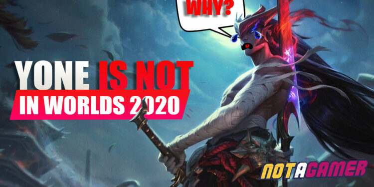League of Legends: Sadly Yone is Unavailable In Worlds 2020