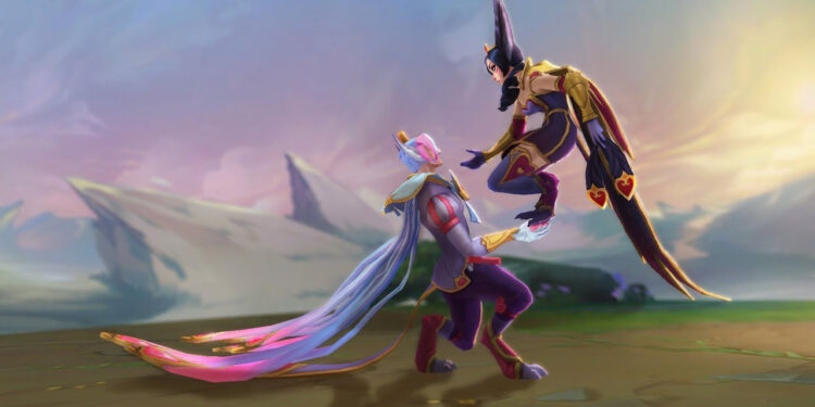 League of Legends: Will Love be the foundation of the Appearance of the Next New Champions? 1