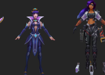 More PsyOps Skins Including Samira Revealed, LeBlanc To Receive 2020 Championship Skin