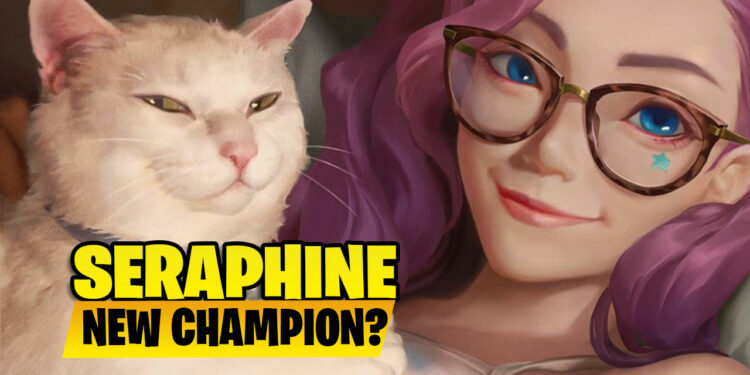 New Champion Leak : Hidden Hints and Teasers about Seraphine, The new Mage