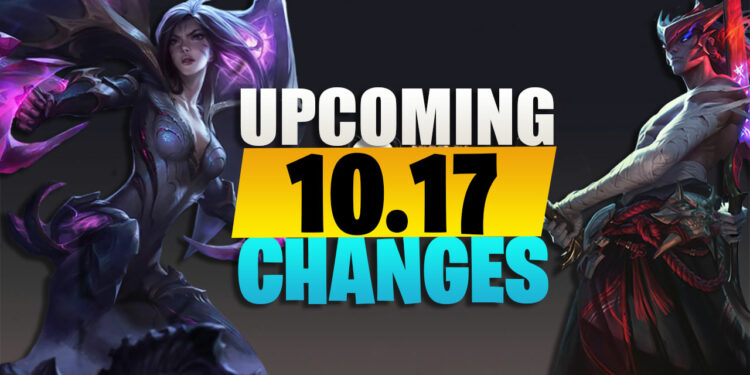 Patch 10.17 PBE Preview