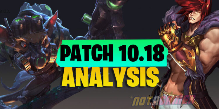Patch 10.18 Preview Analysis: Sett Hammered Hard, Twitch Becomes A Late Game Monster