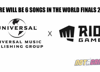 Riot Games collaborate with Universal Music - There will be 6 songs in The World Finals 2020 3