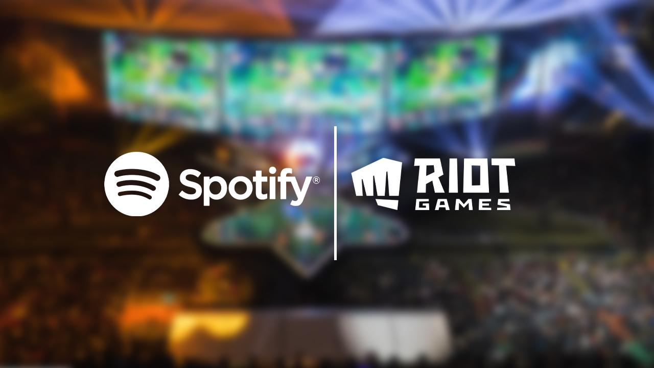 Spotify x Riot Games