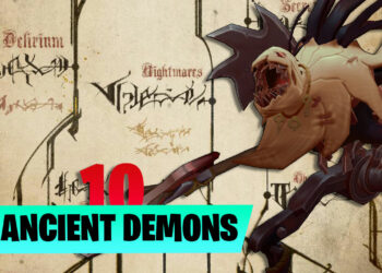 Secrets of the 10 Ancient Demons in League of Legends Universe 5