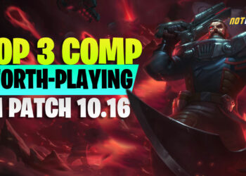 Teamfight Tactics: Absolutely worth-playing comps in TFT patch 10.16!!! 4