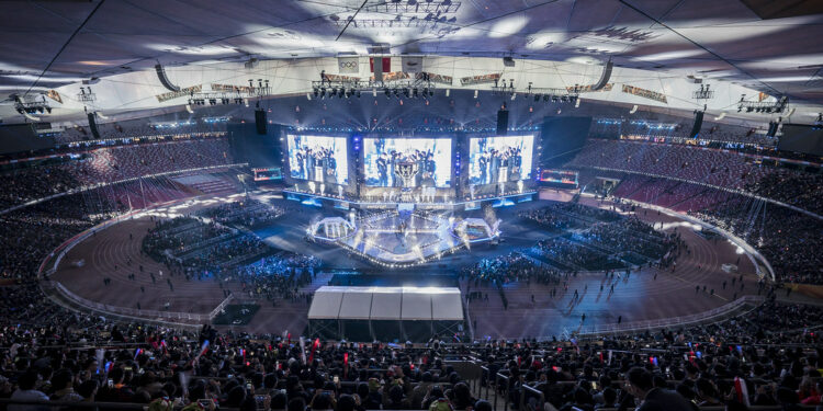 Tencent Esports Conference Announces Worlds 2020 Schedule