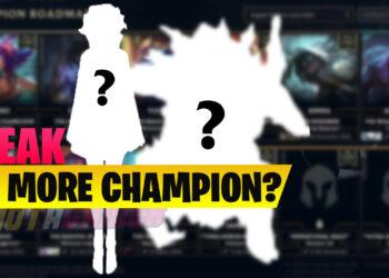 """Mysterious """"Samira Easter Egg"""" File on PBE Server - Samira as next Season 10 champion ? 5"""