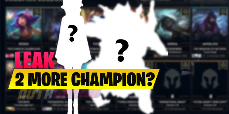After Samira, Two Other Leaked Champions: A New Mage and One Tank Support? 1