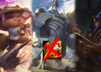 Which causes the failure of attempting to extend the Champions pool for Jungle's role?
