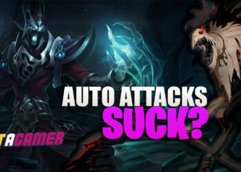 League of Legends: Champions that have the worst auto-attacks in the game 3
