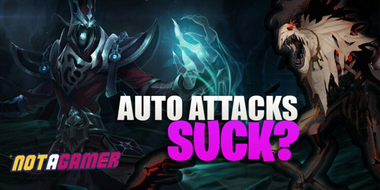 League of Legends: Champions that have the worst auto-attacks in the game 1