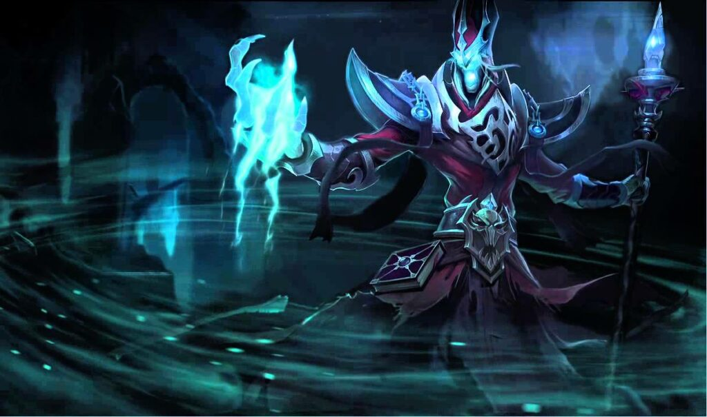 League of Legends: Champions that have the worst auto-attacks in the game 5