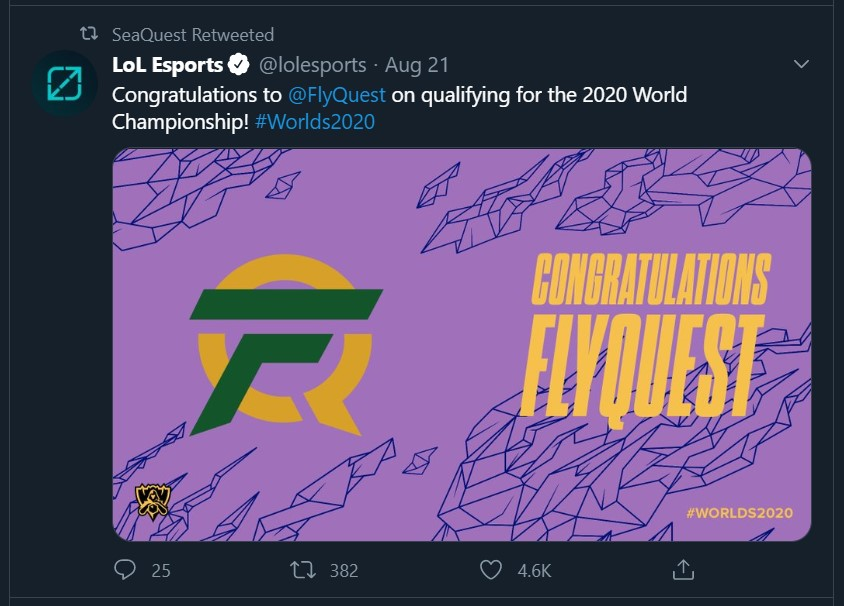 2 North America Teams Hold Stiff the Ticket to Attend World Championship 2020.