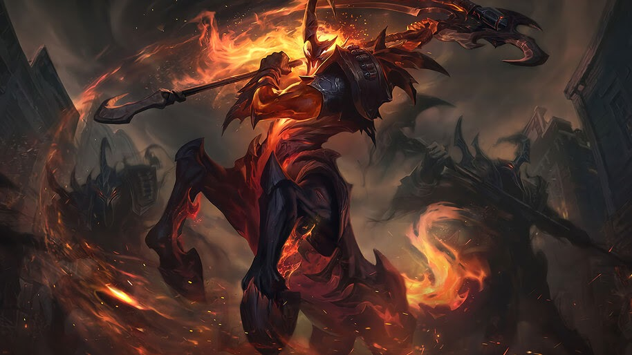 What Made Hecarim Become a King of Jungle in Patch 10.16 with an Incredibly 54 Percent Win Rate?