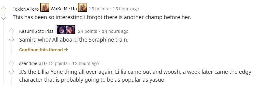 Rumor: The True Artist behind Seraphine Voice? 5