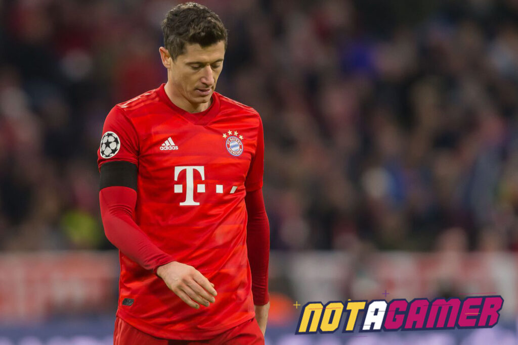 The famous Polish football star Lewandowski invests in video game company 3