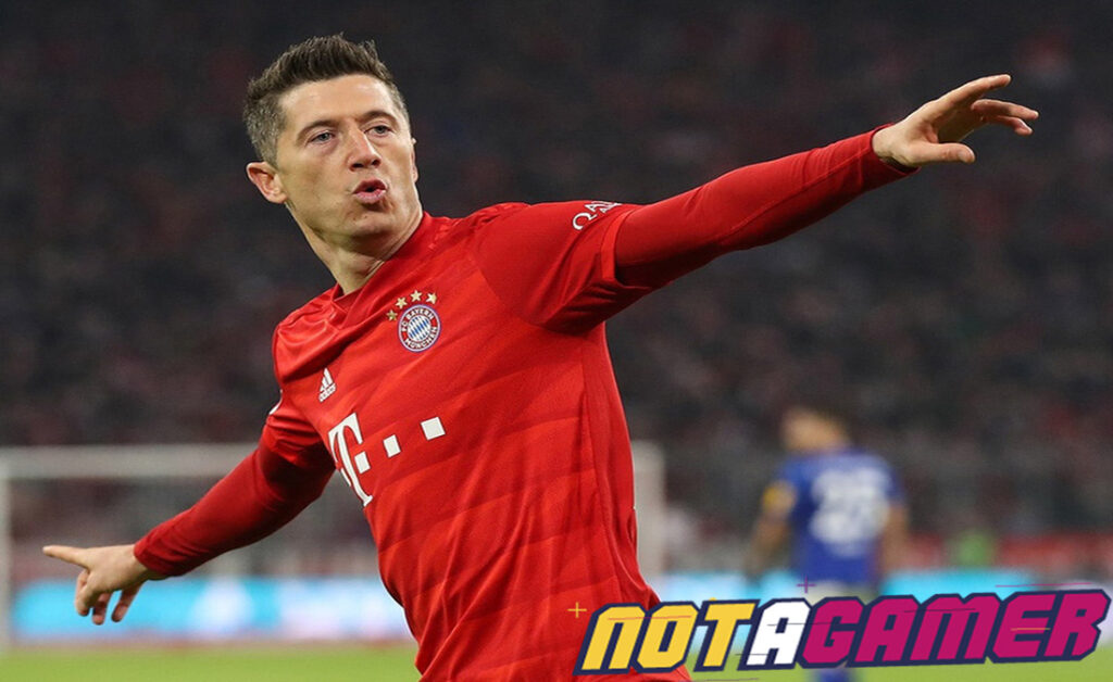 The famous Polish football star Lewandowski invests in video game company 2